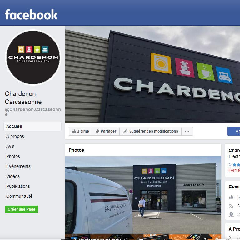 chardenon facebook